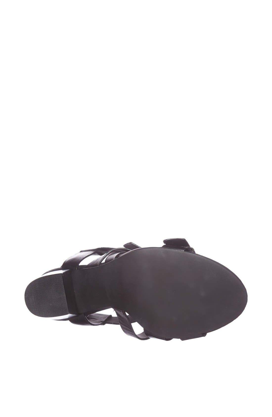 Alternate Image 4  - Topshop 'Rada' Sandal