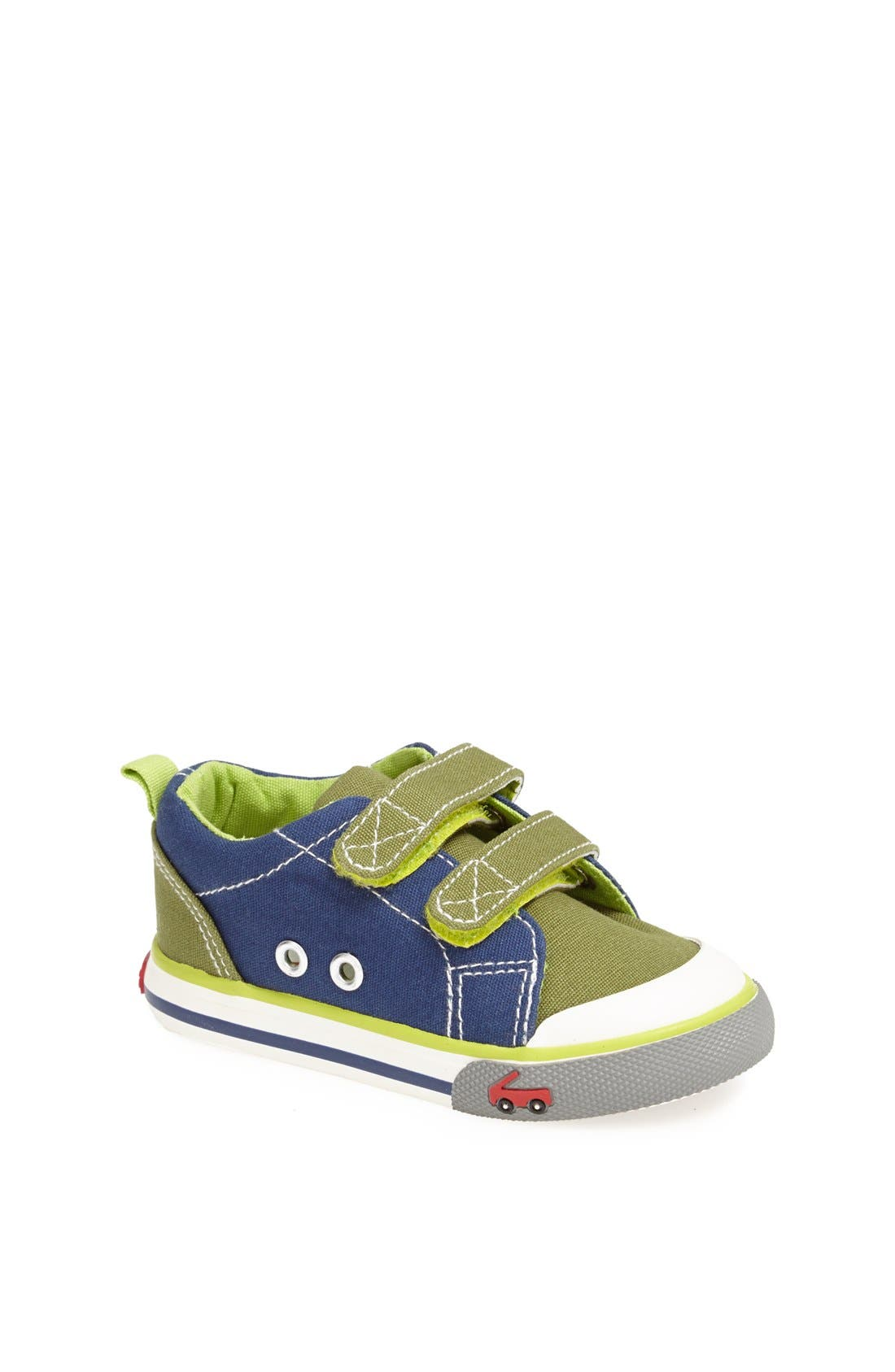Alternate Image 1 Selected - See Kai Run 'Nakoa' Sneaker (Baby, Walker & Toddler)