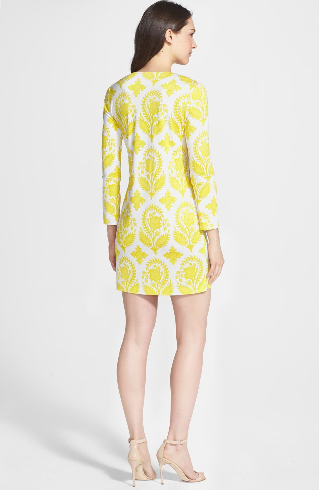 Alternate Image 2  - Diane von Furstenberg 'New Reina Two' Silk Shift Dress