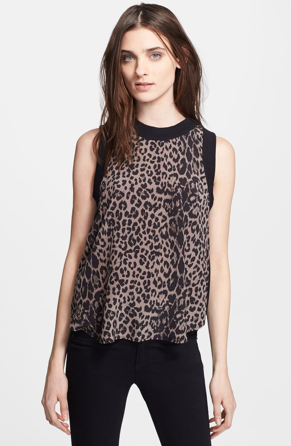 Main Image - Elizabeth and James 'Vivi' Silk Tank