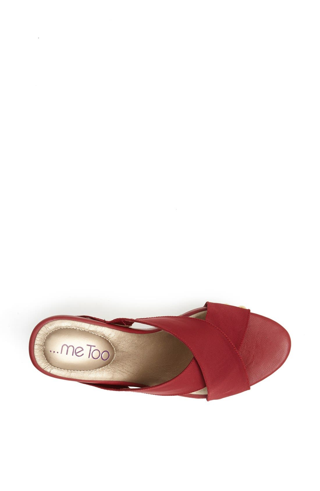 Alternate Image 3  - Me Too 'Jessie' Wedge Sandal