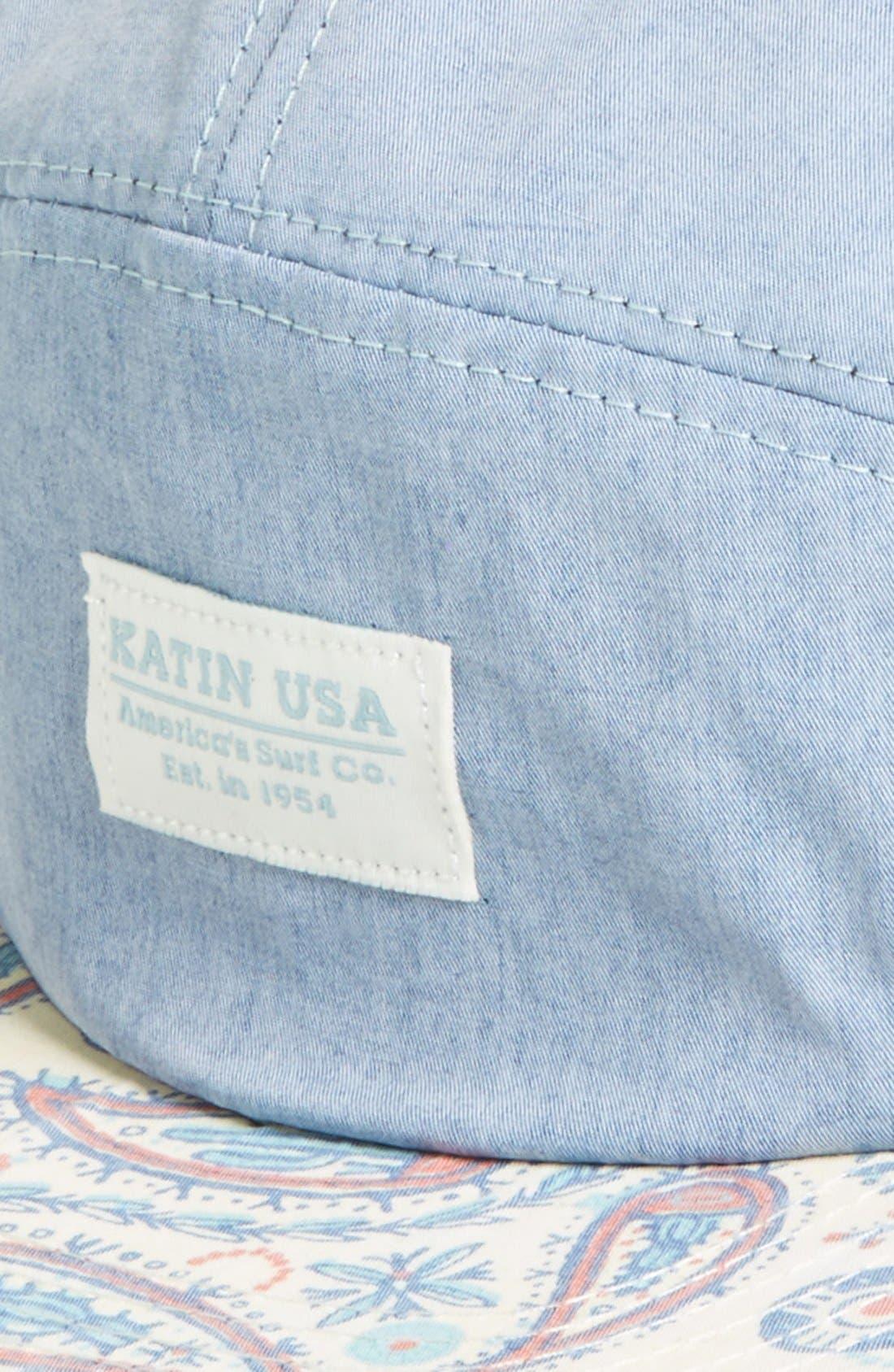Alternate Image 2  - Katin Paisley Hat
