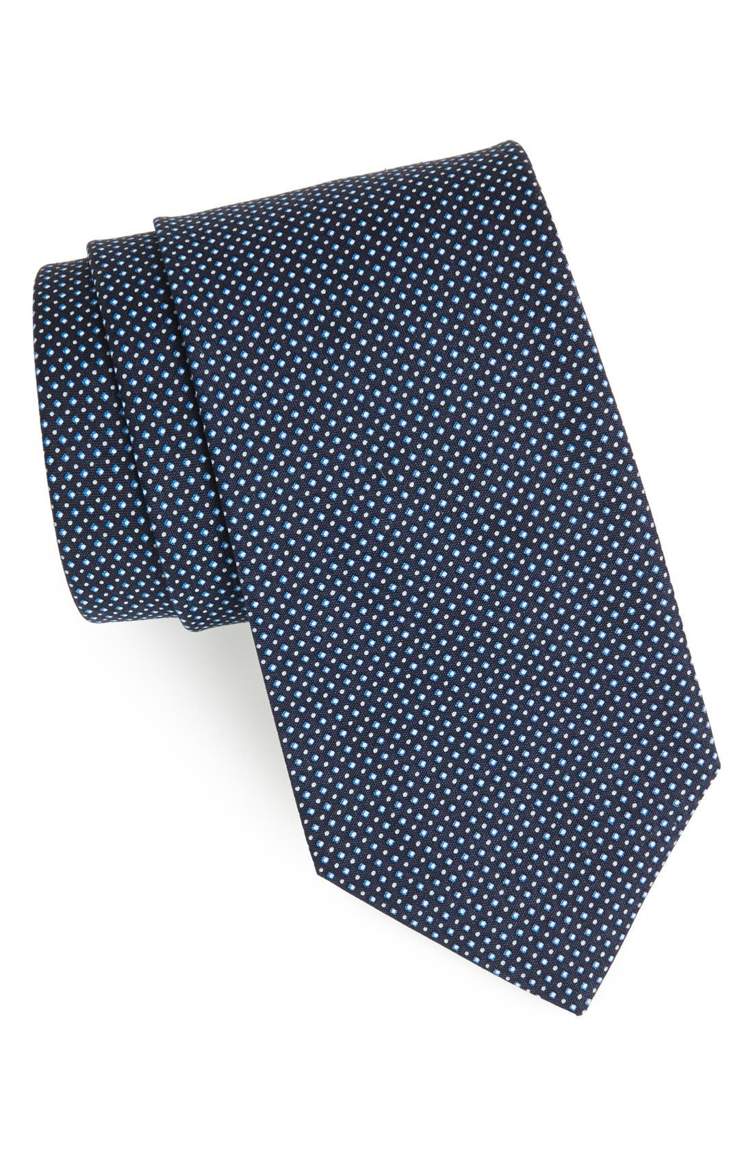 Alternate Image 1 Selected - HUGO BOSS SOLID TIE