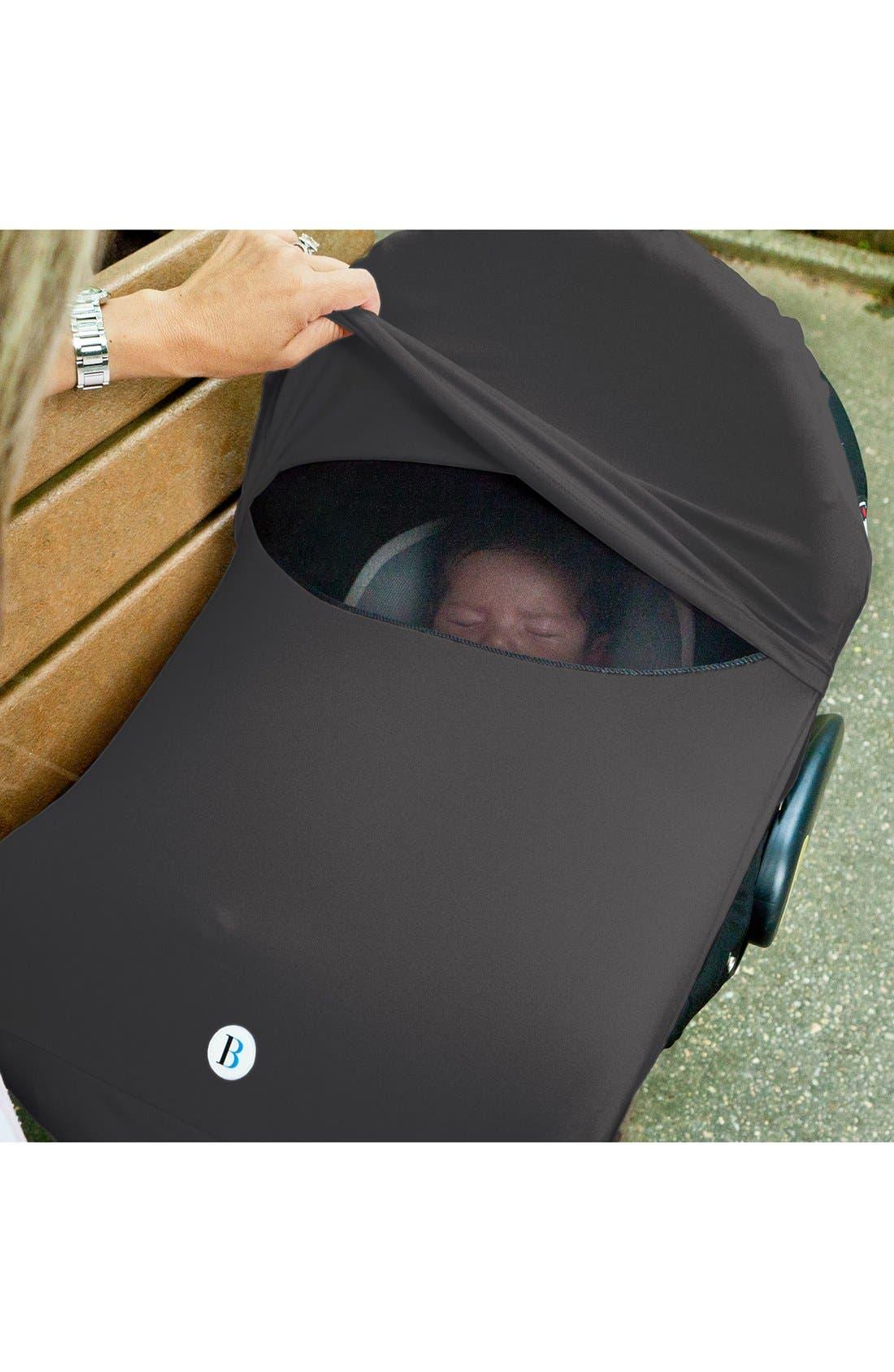 Alternate Image 4  - Imagine Baby 'The Shade' Car Seat Canopy