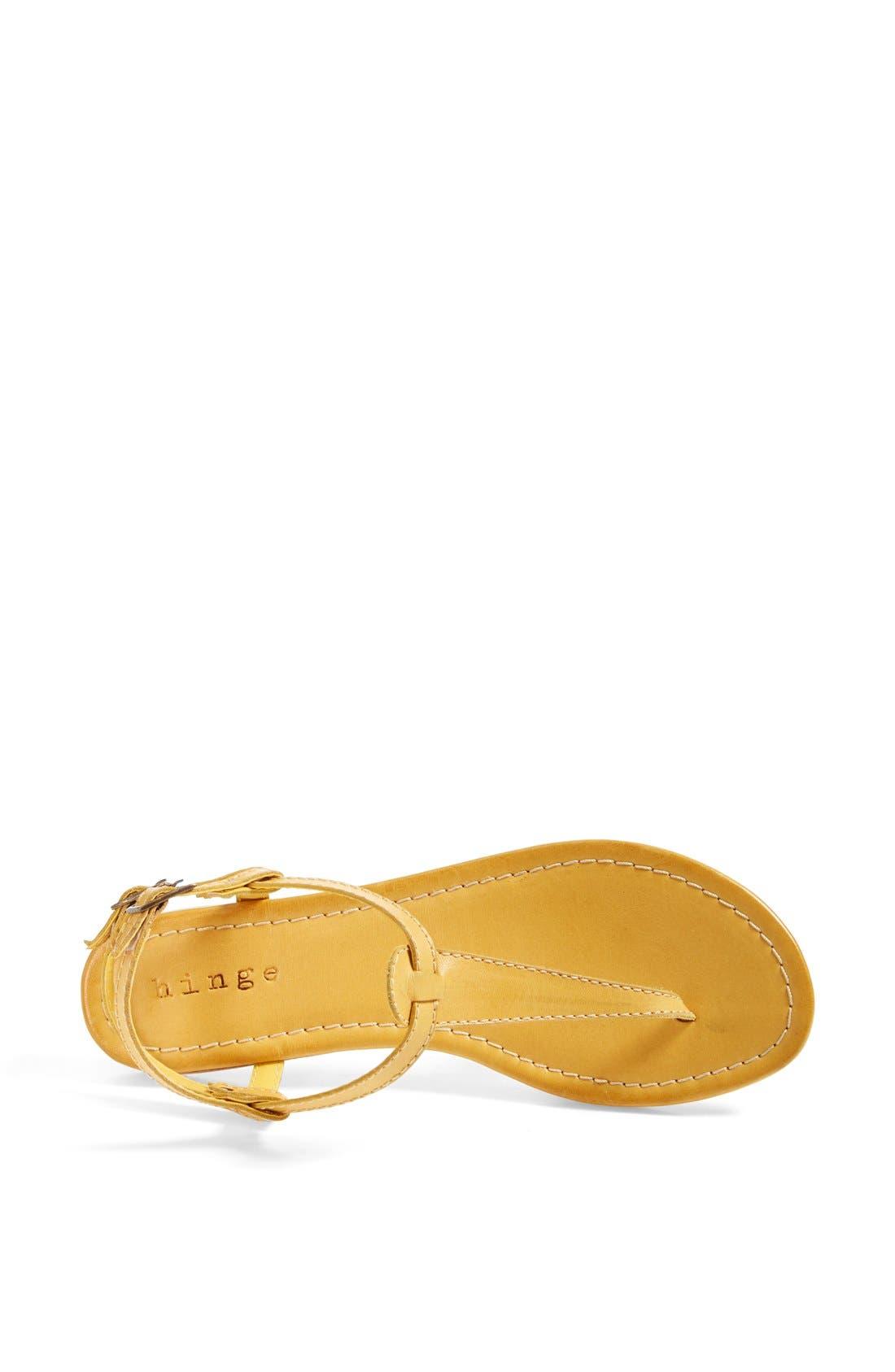 Alternate Image 3  - Hinge 'Sunshine' Flat Sandal