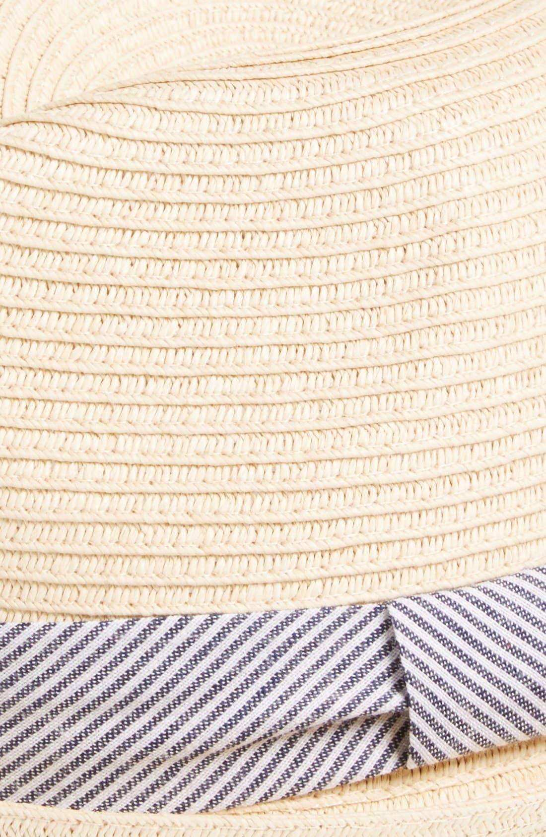 Alternate Image 2  - Glory Hats by Goorin 'Fireball' Straw Fedora