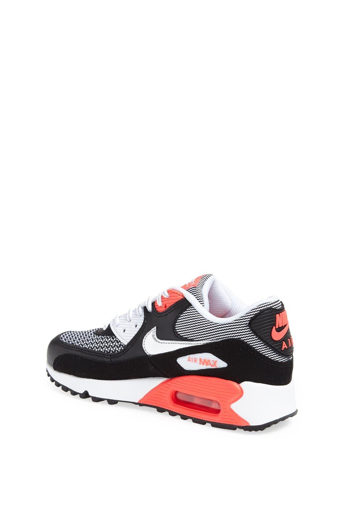 Alternate Image 2  - Nike 'Air Max 90 LE' Sneaker (Big Kid)