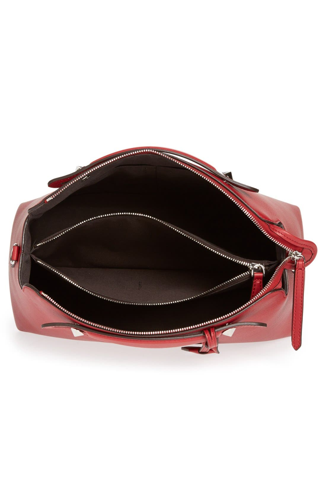 Alternate Image 3  - Fendi 'Bauletto Grande' Leather Shoulder Bag