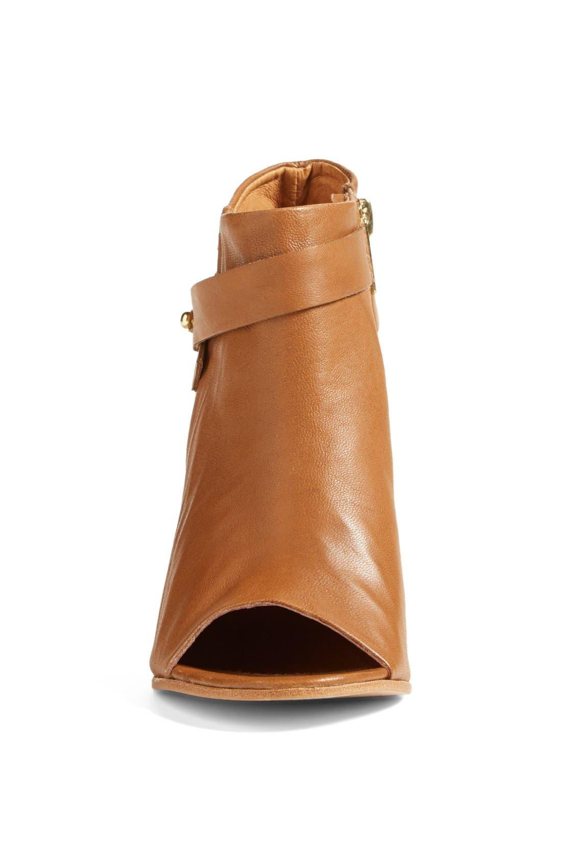 Alternate Image 3  - Steve Madden 'Now' Open Toe Bootie (Women)