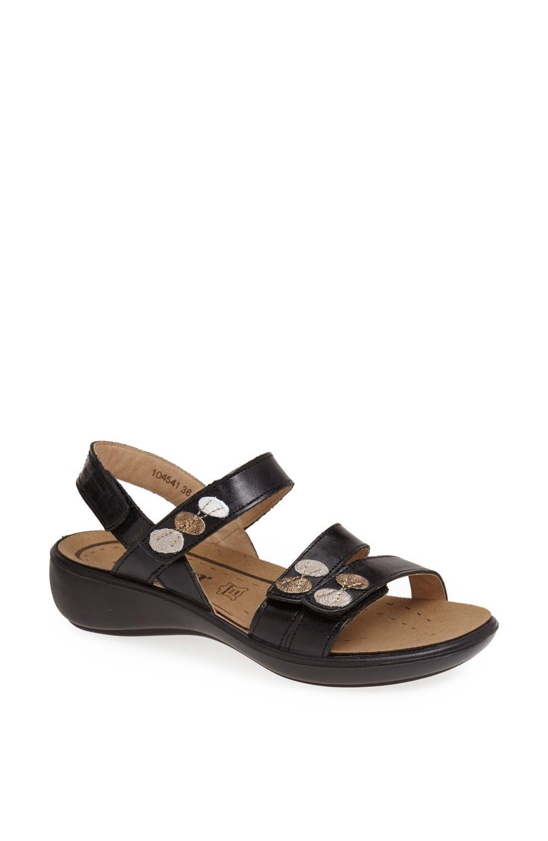 Romika® 'Ibiza 55' Leather Sandal