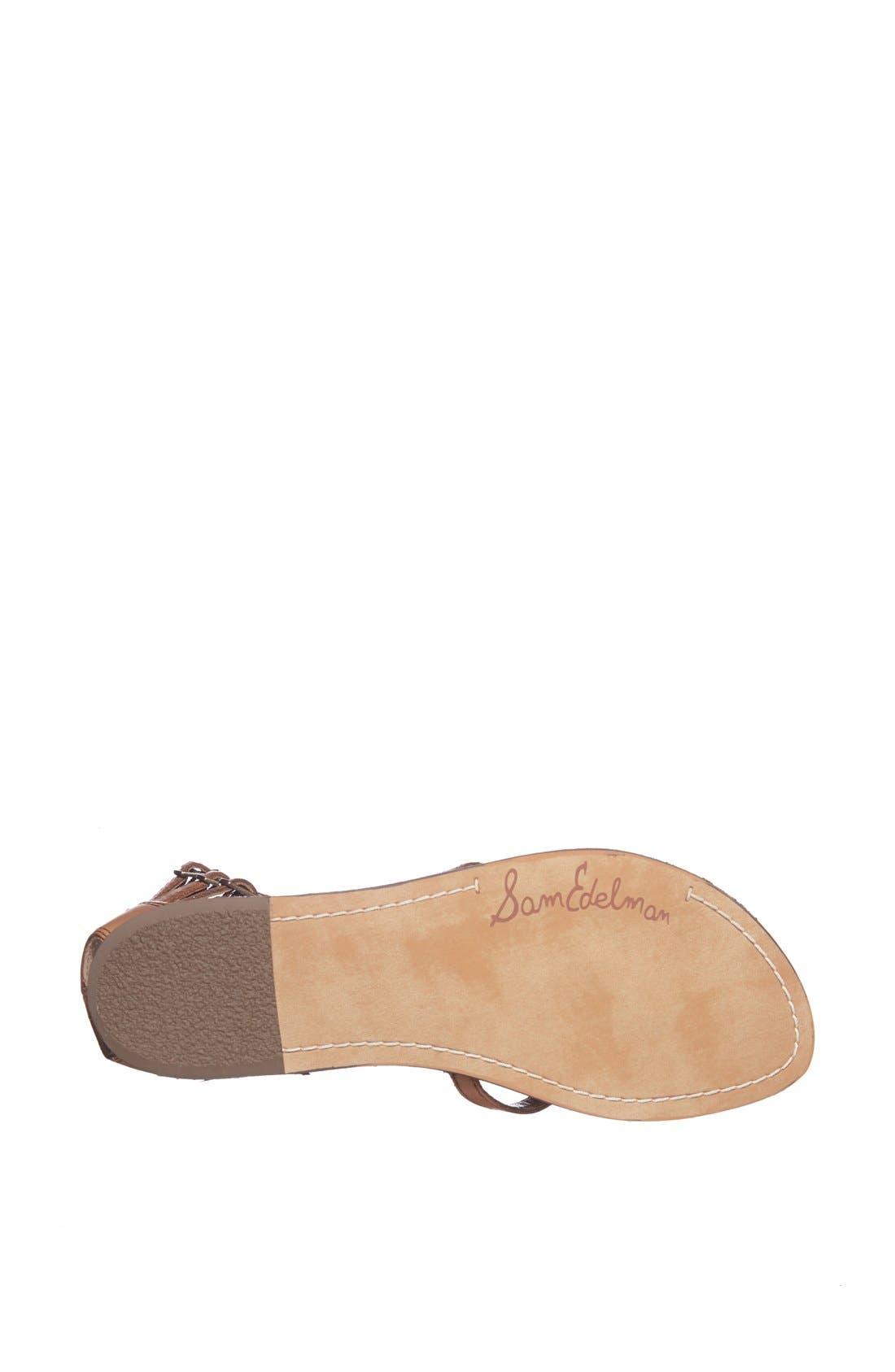 Alternate Image 4  - Sam Edelman 'Ginger' Sandal