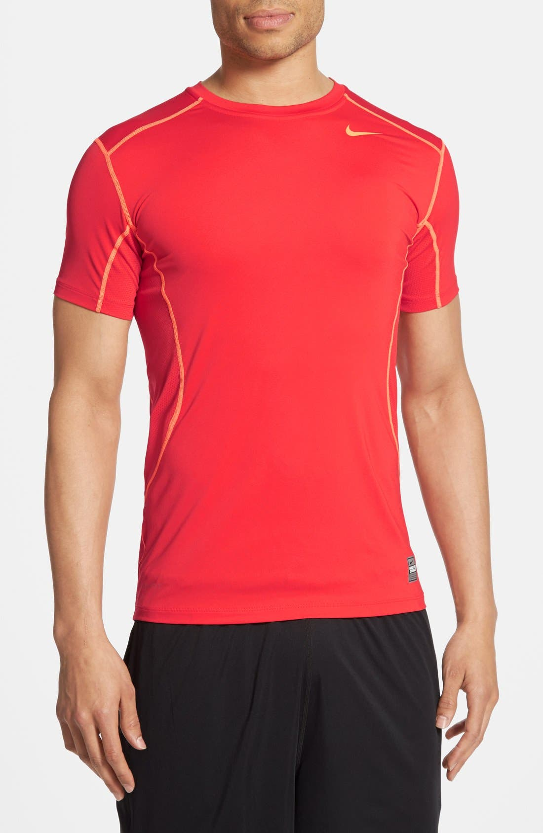 Alternate Image 1 Selected - Nike 'Core Fitted 2.0' T-Shirt
