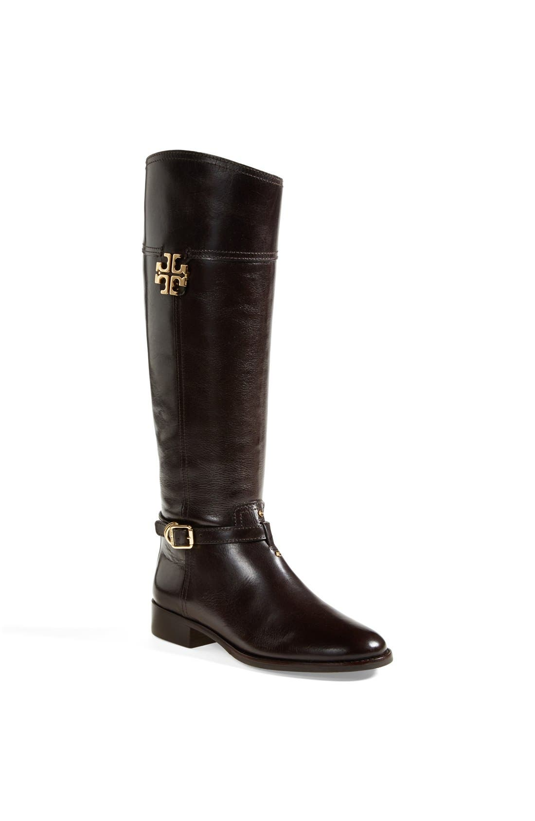 Main Image - Tory Burch 'Eloise' Riding Boot