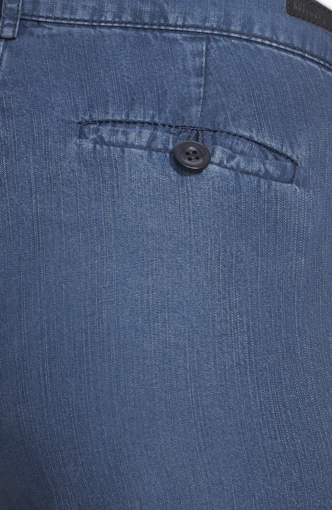 Alternate Image 3  - KUT from the Kloth Relaxed Crop Trouser Jeans