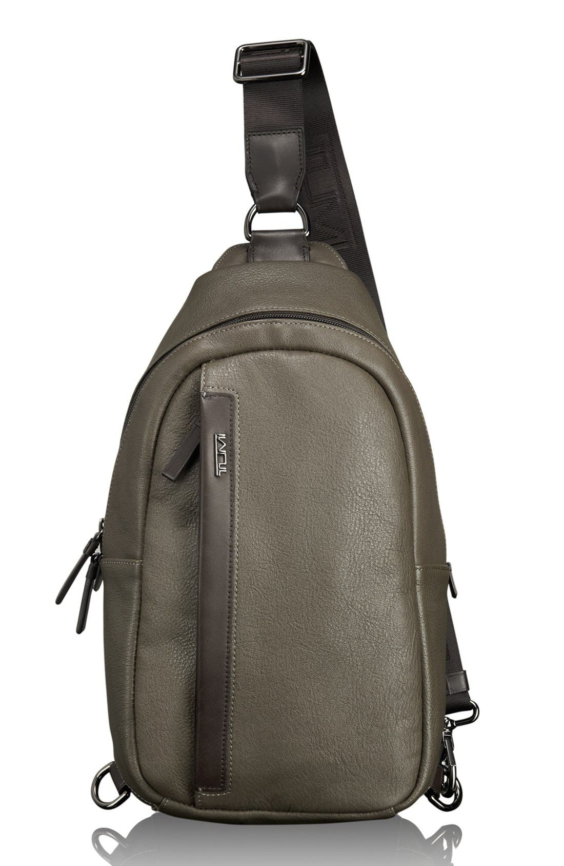 Main Image - Tumi 'Centro - Murano' Leather Sling Bag