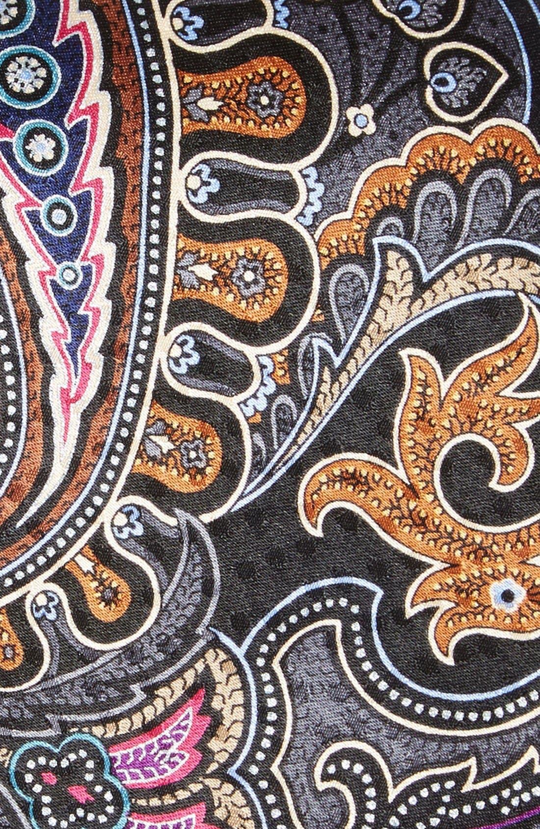 Alternate Image 2  - JZ Richards Printed Silk Tie
