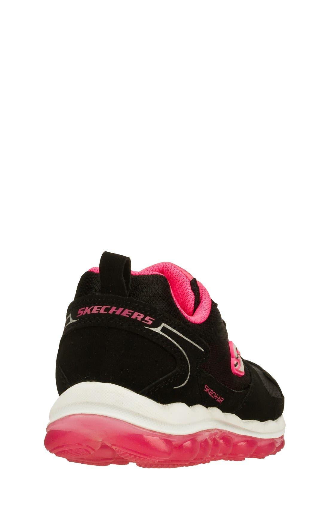 Alternate Image 2  - SKECHERS 'Skech Air - Bizzy Bounce' Sneaker (Toddler, Little Kid & Big Kid)