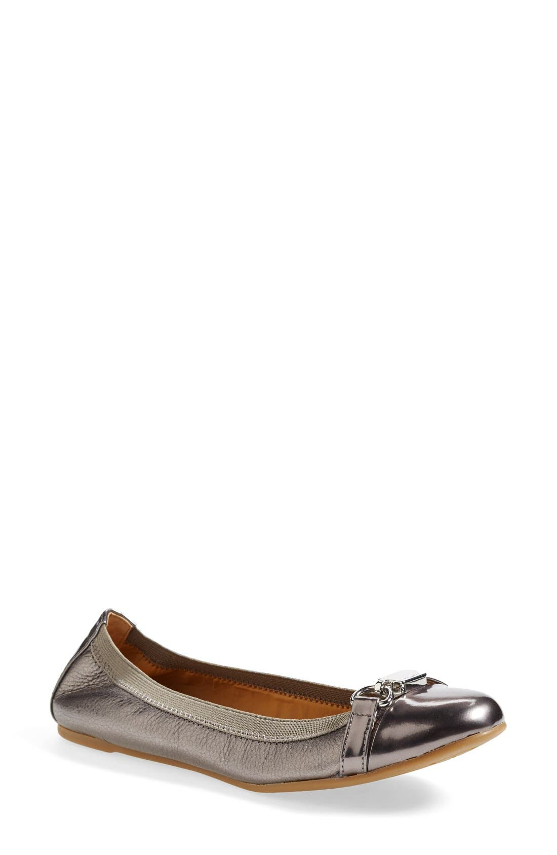 Alternate Image 1 Selected - COACH 'Dolce' Flat (Women)