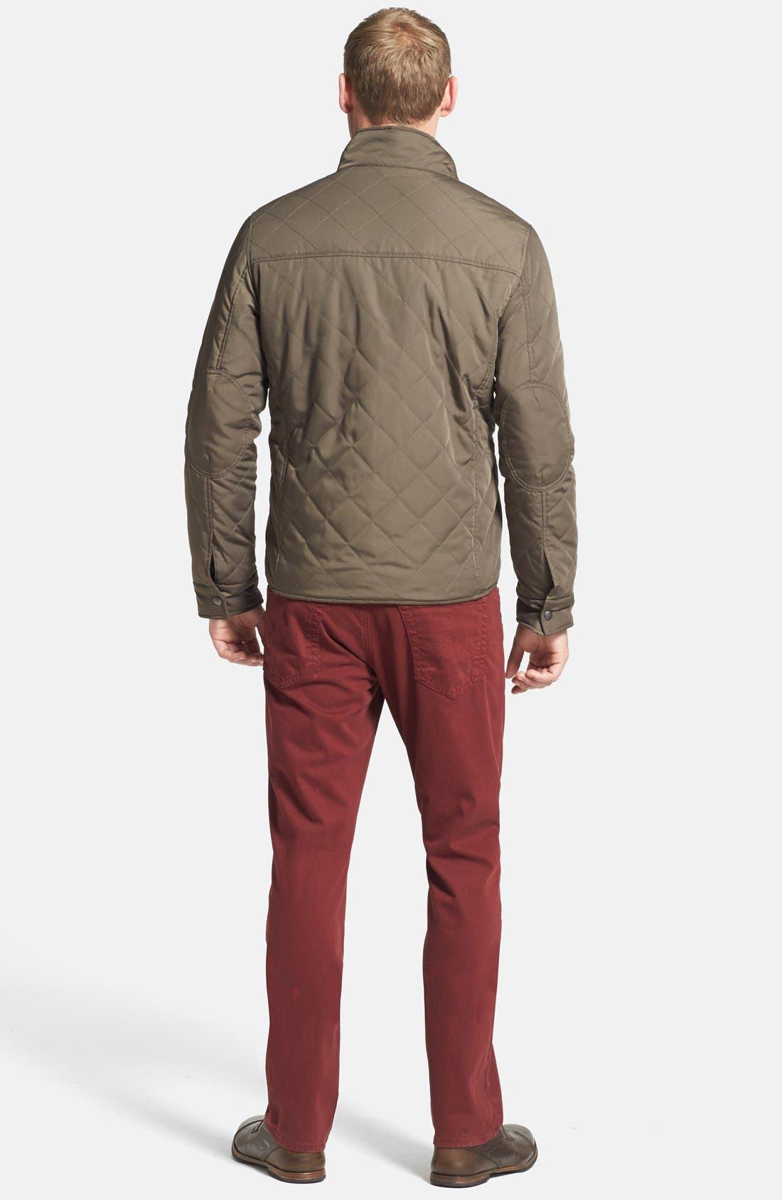 Alternate Image 3  - Cole Haan Quilted Jacket (Online Only)