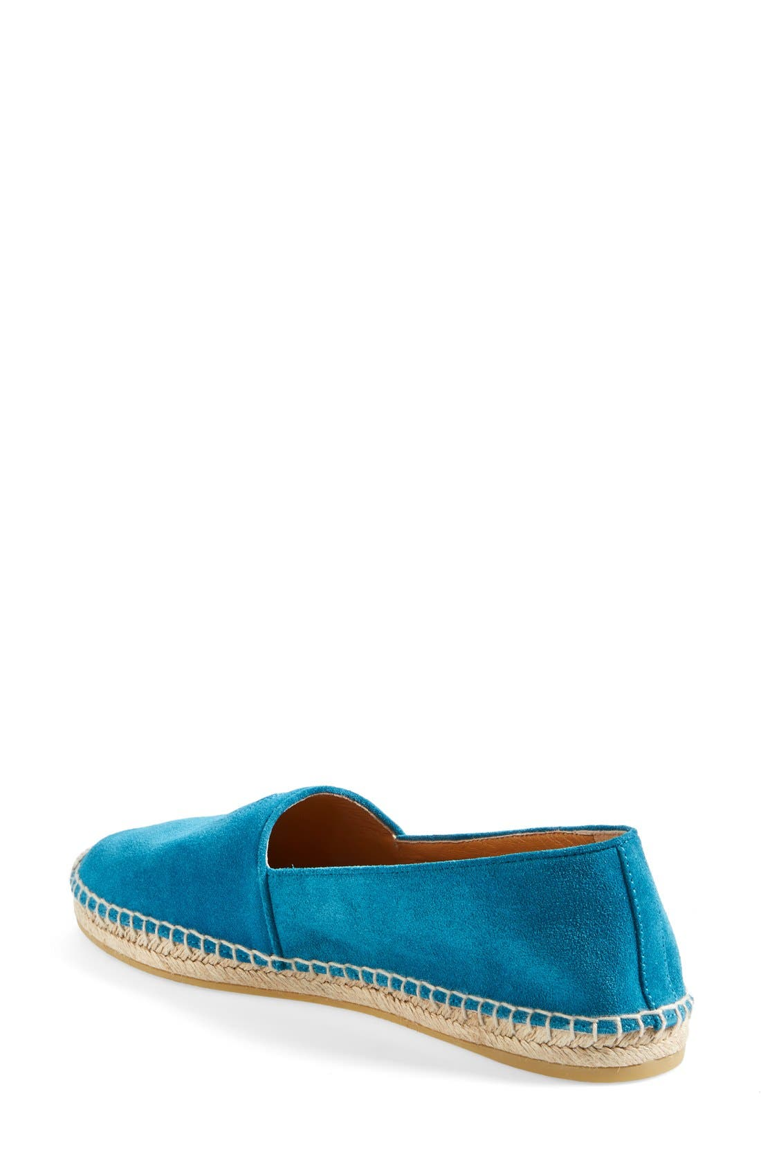 Alternate Image 2  - Gucci 'Pilar' Espadrille Flat (Women)