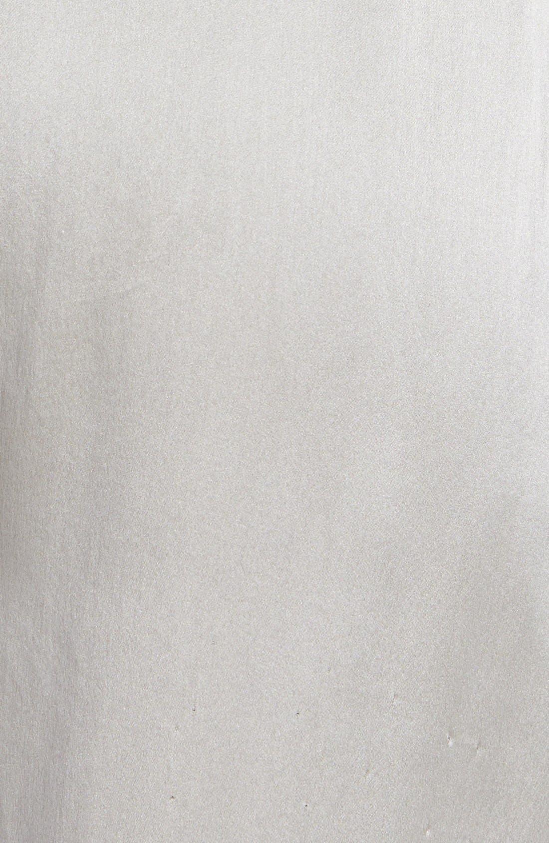 Alternate Image 3  - Eileen Fisher Silk Charmeuse Drawstring Ankle Pants