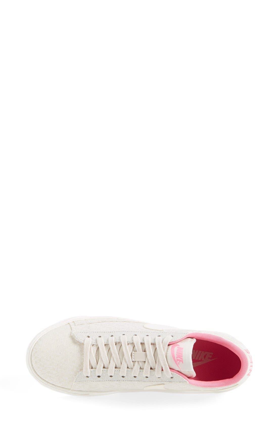 Alternate Image 3  - Nike 'Blazer' Low-Top Sneaker (Women)