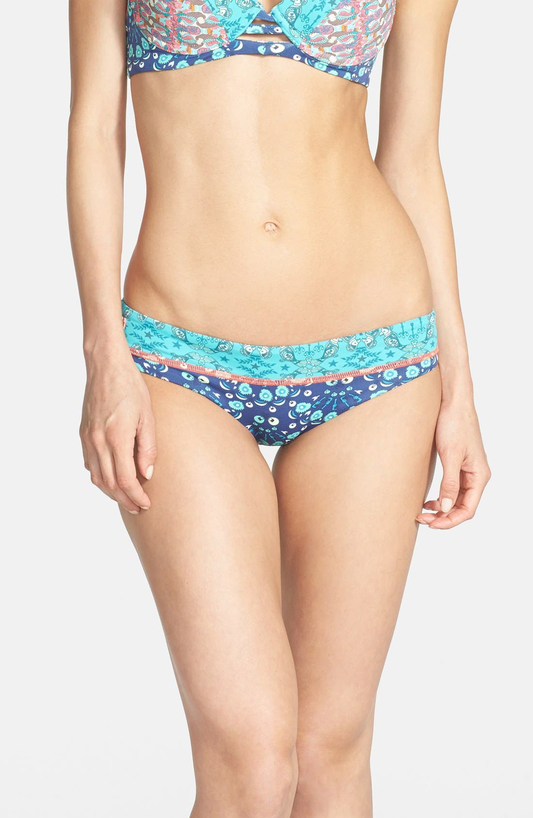 Alternate Image 1 Selected - Maaji Reversible Bikini Bottoms (Nordstrom Exclusive)