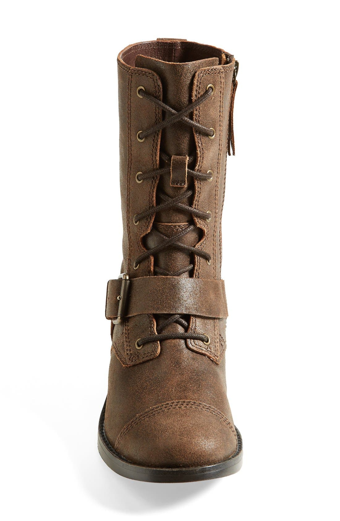 Alternate Image 3  - UGG® Australia 'Marela' Convertible Combat Boot (Women)