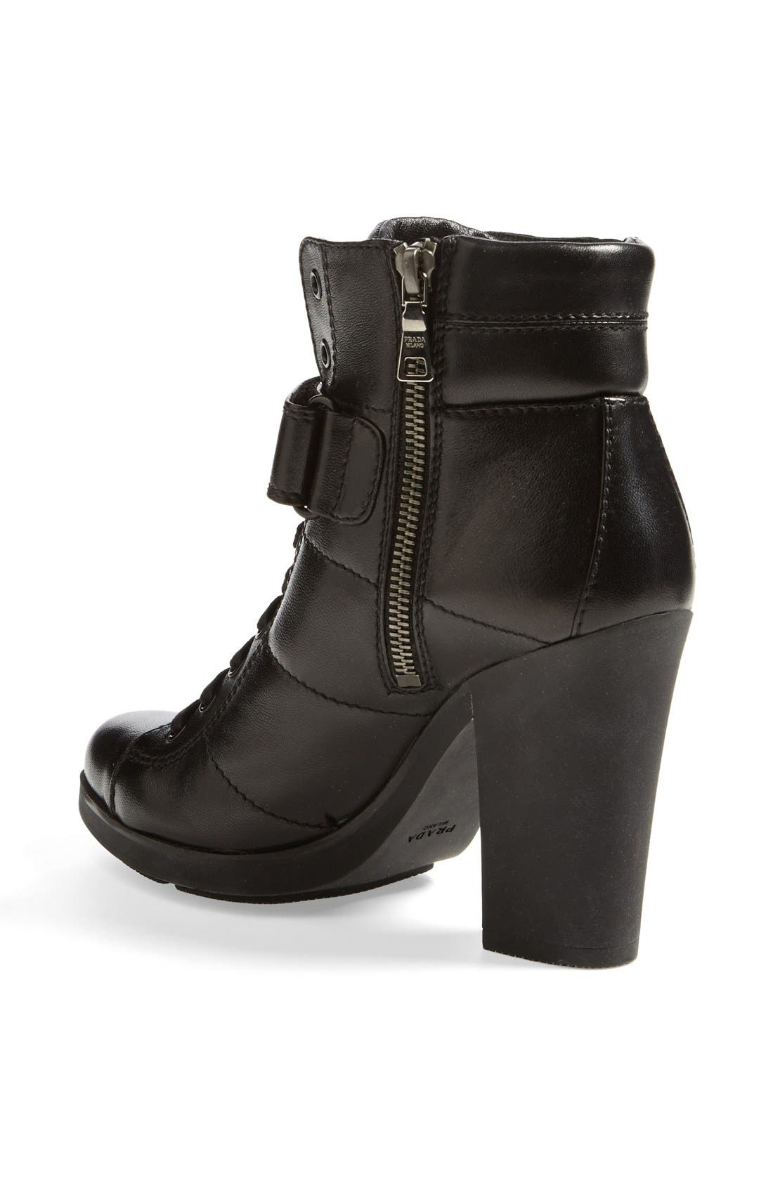 Alternate Image 2  - Prada Short Boot