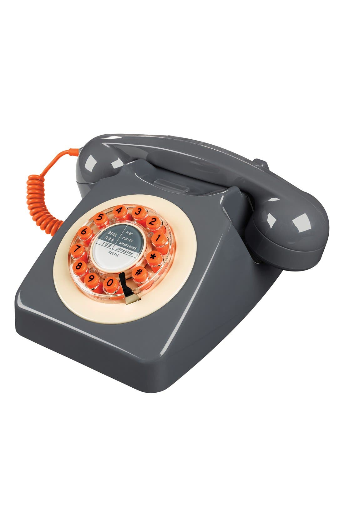 '746' Phone,                         Main,                         color, Grey