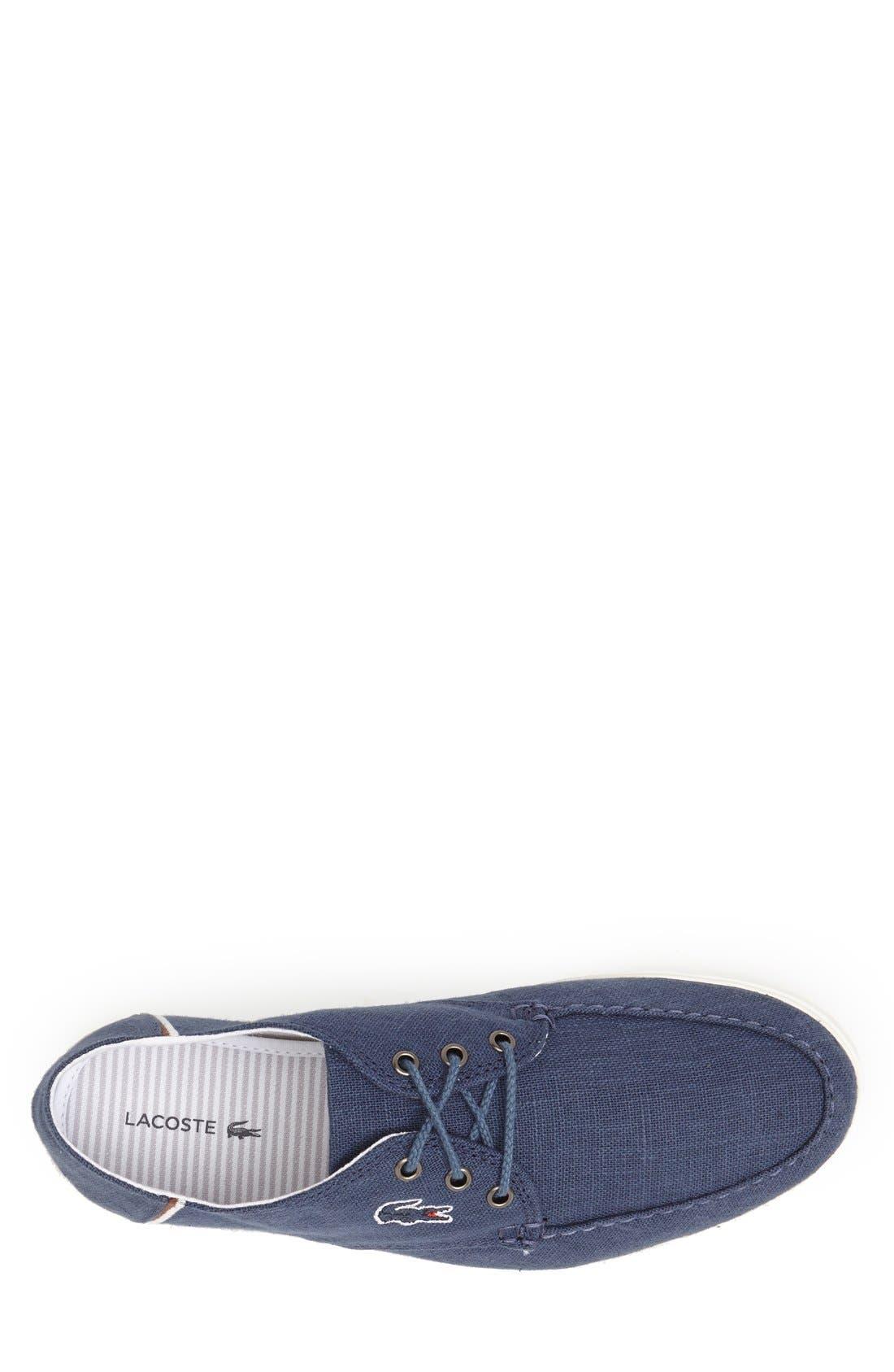 Alternate Image 3  - Lacoste 'Artiside 12' Sneaker (Men)