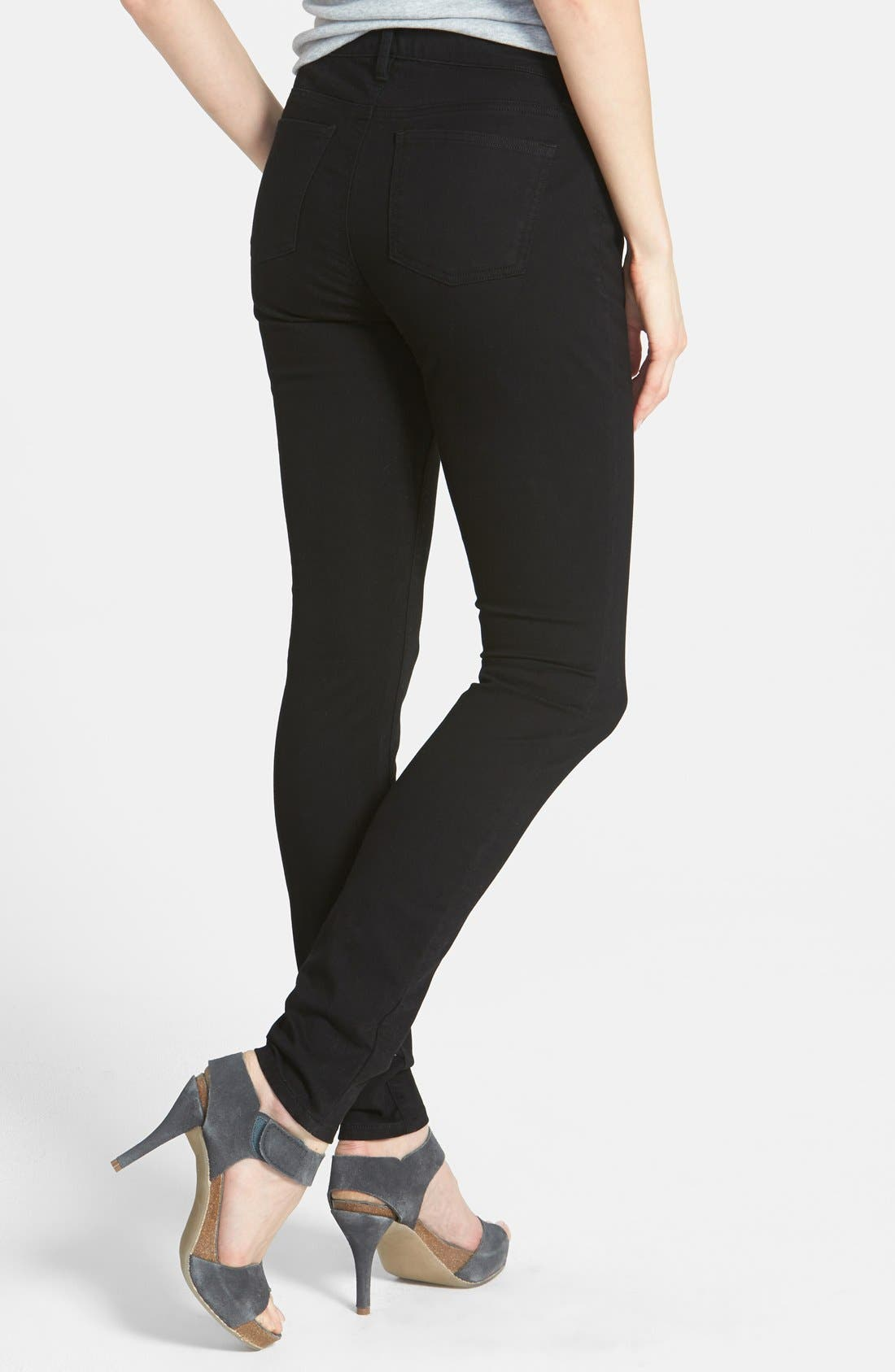 Alternate Image 2  - Eileen Fisher The Fisher Project Organic Cotton Skinny Jeans