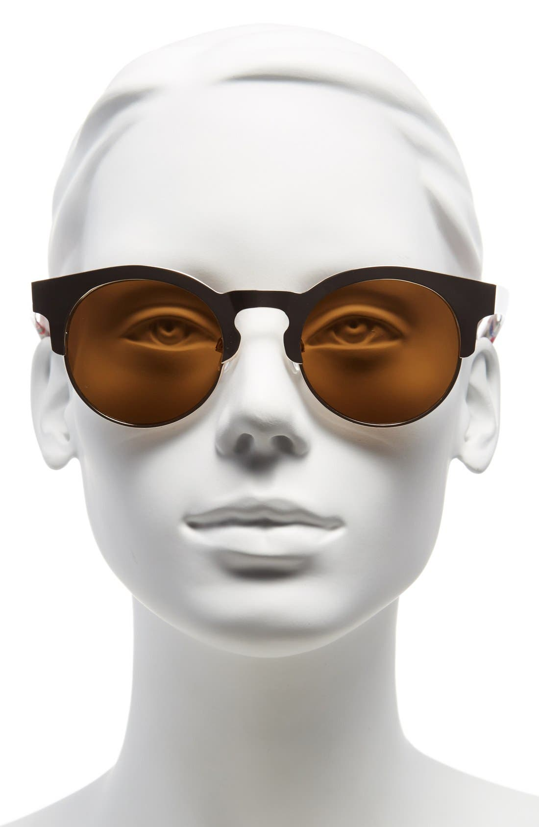 Alternate Image 2  - FE NY 51mm Retro Sunglasses