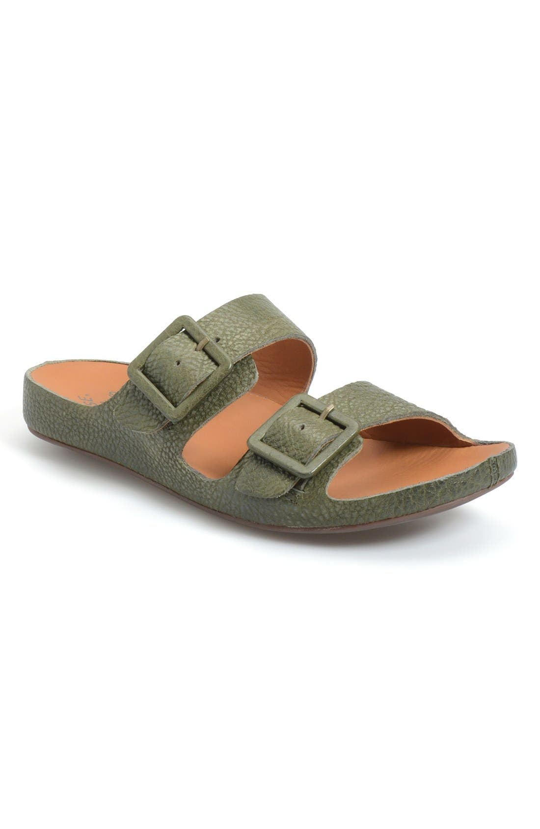 KORK-EASE<SUP>®</SUP> Shaila Double Strap Slide Sandal
