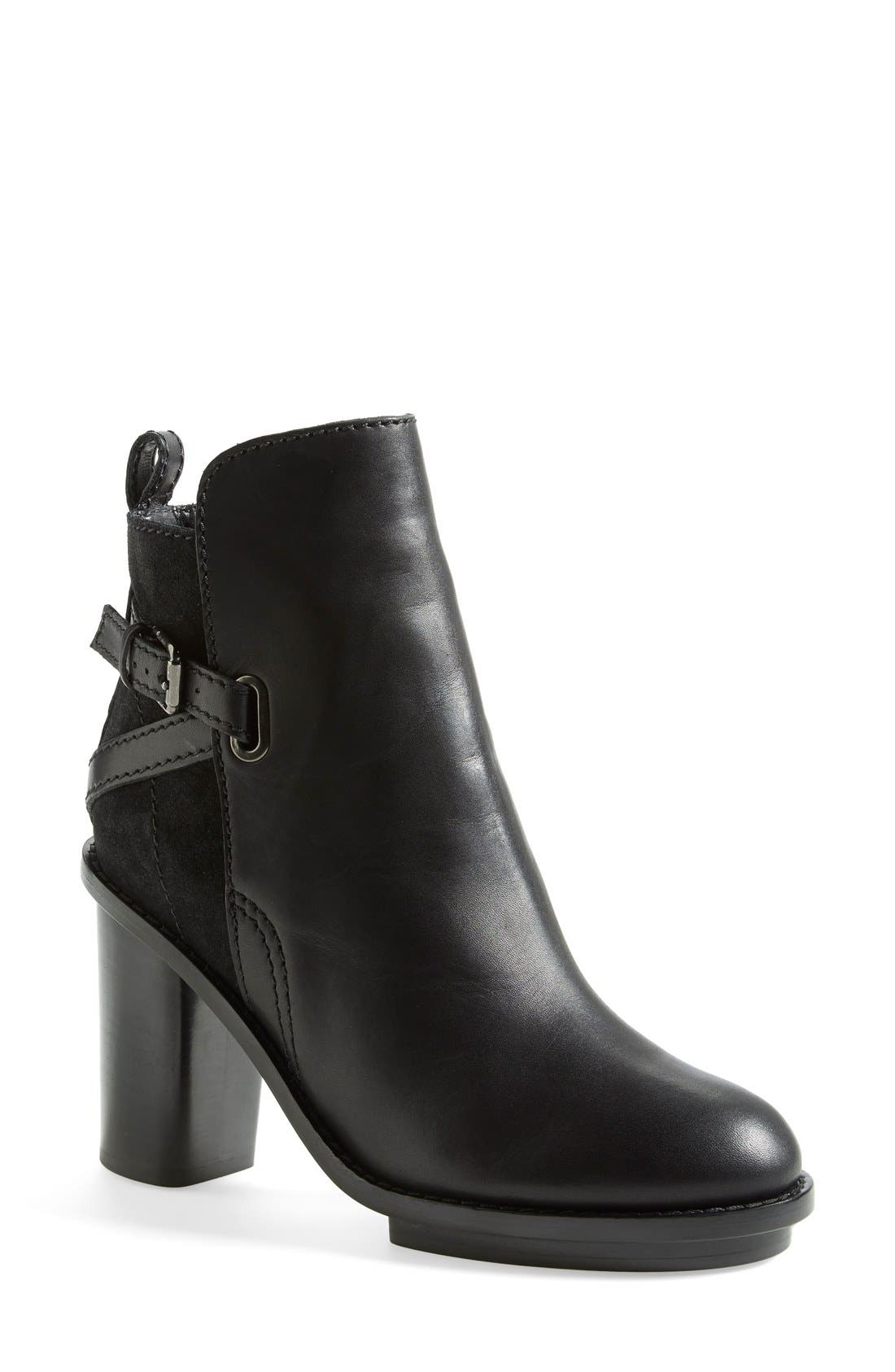 Alternate Image 1 Selected - Acne Studios 'Cypress' Leather & Suede Bootie (Women)