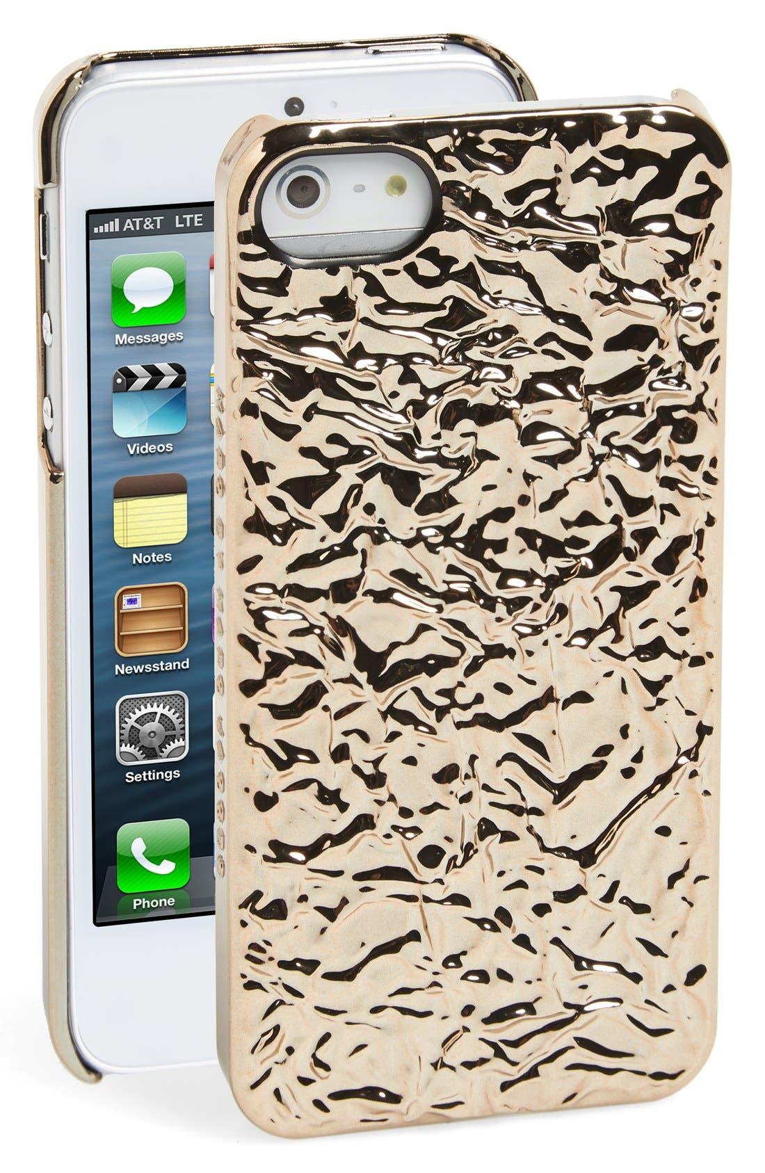 Main Image - MARC BY MARC JACOBS 'Foil' iPhone 5 & 5s Case