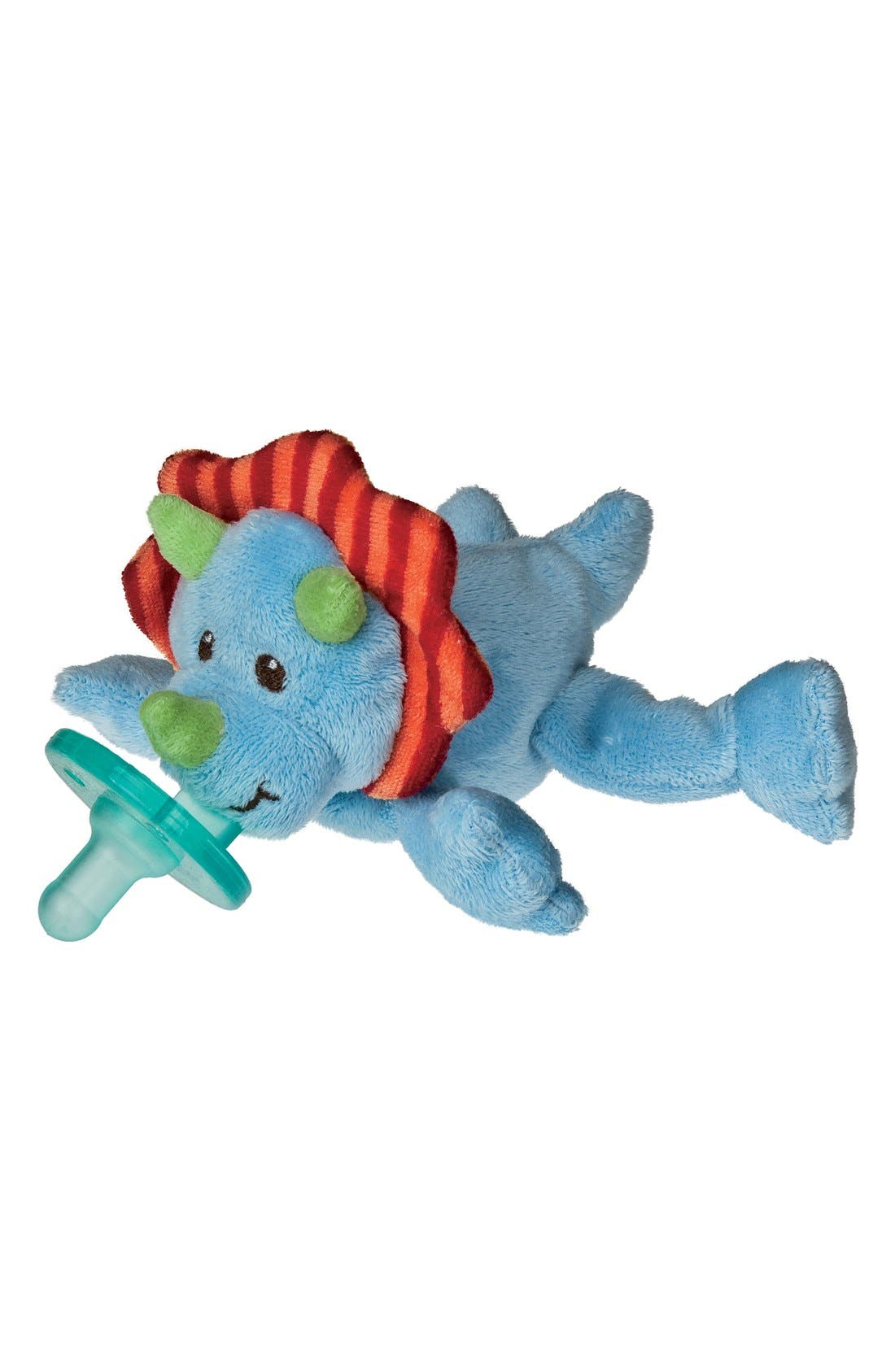 Alternate Image 1 Selected - Mary Meyer 'Okey Dokey Dino' WubbaNub™ Pacifier Toy