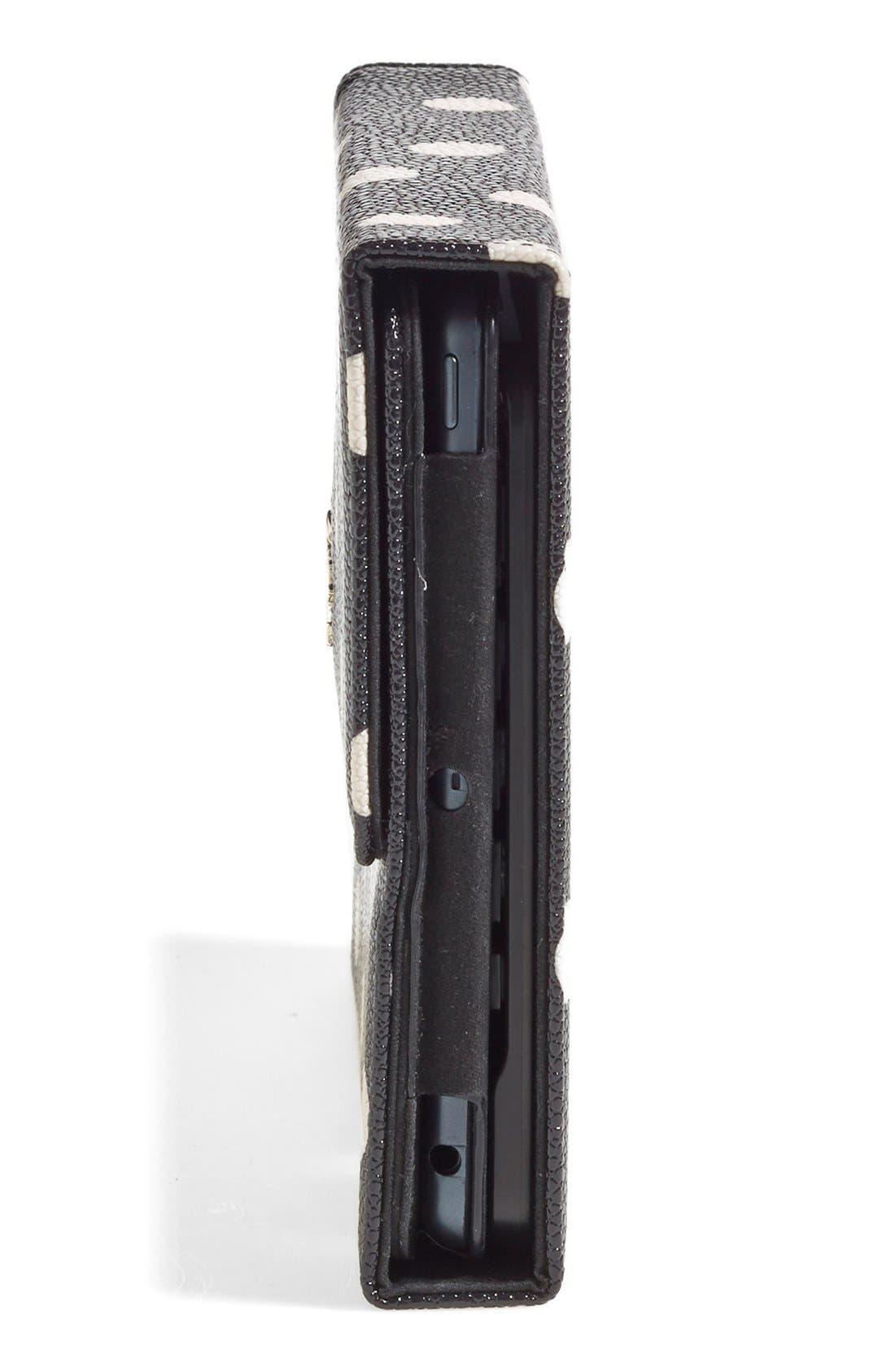 Alternate Image 3  - kate spade new york 'cedar street - dot' iPad mini keyboard case
