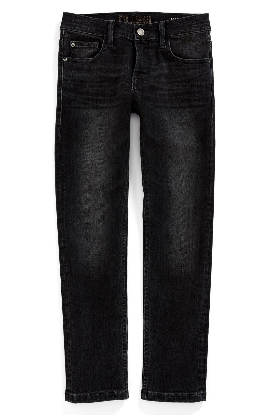 DL1961 'Hawke' Skinny Jeans (Little Boys & Big Boys)