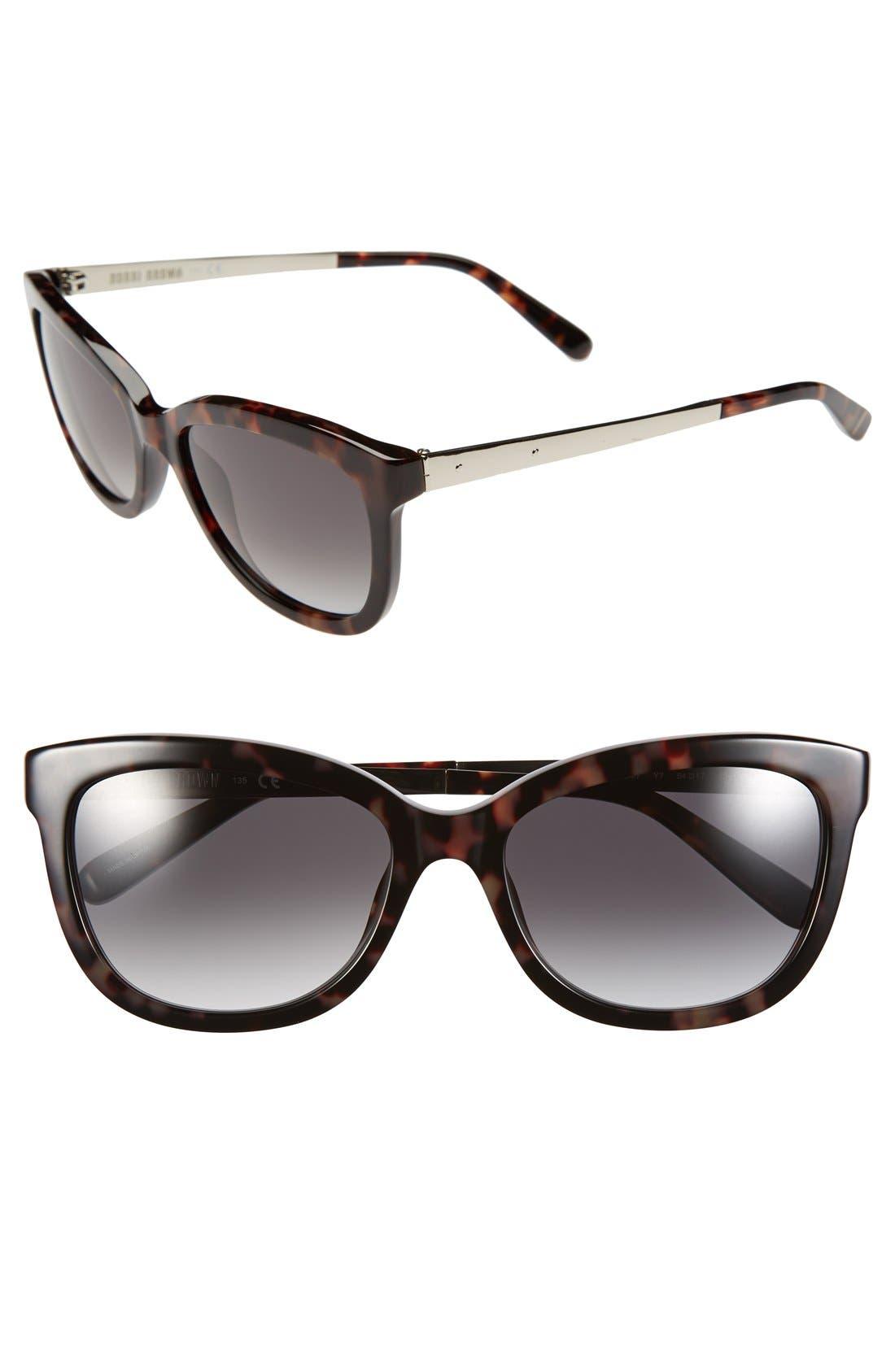 Alternate Image 1 Selected - Bobbi Brown 'The Stella' 54mm Sunglasses