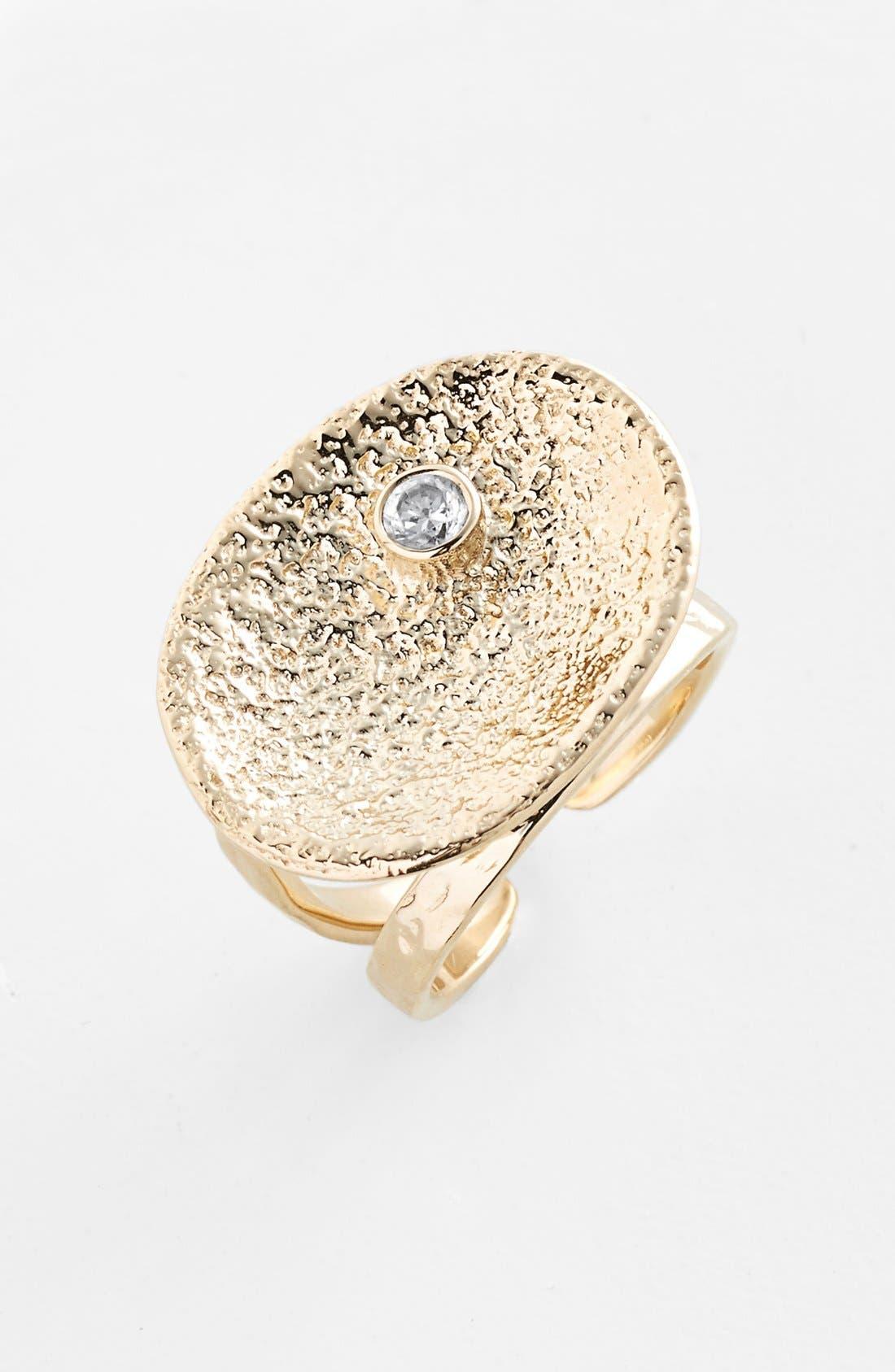 Alternate Image 1 Selected - Melinda Maria 'Vanessa' Pod Ring