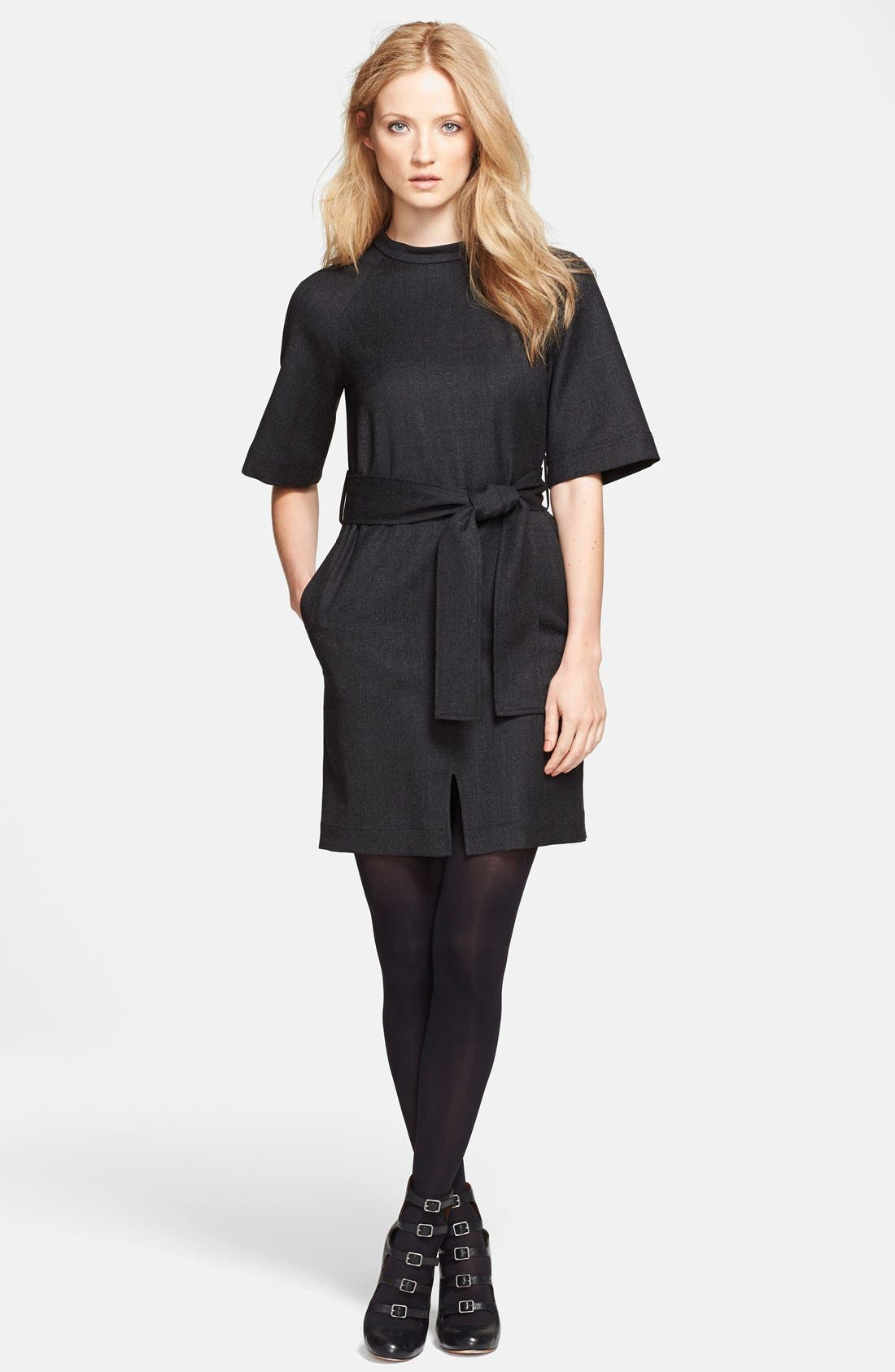 Alternate Image 1 Selected - MARC BY MARC JACOBS 'Junko' Wool Tunic Dress