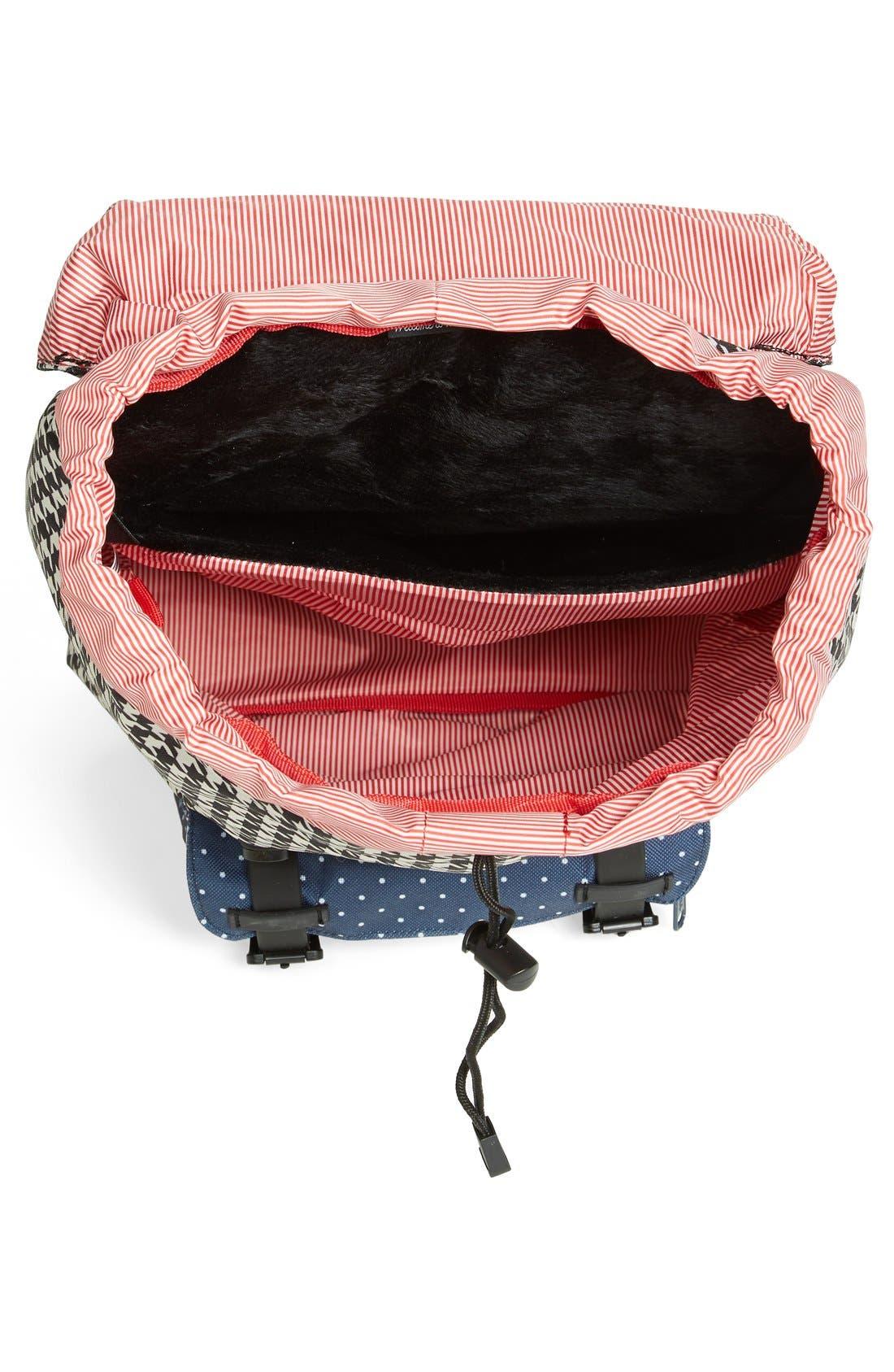 Alternate Image 3  - Herschel Supply Co. 'Little America - Medium' Canvas Backpack