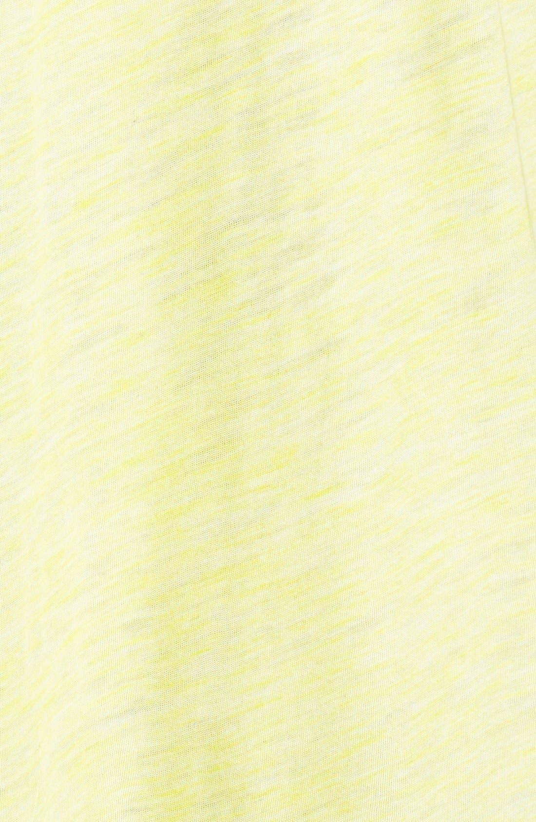 Alternate Image 3  - Honeydew Intimates Lace Trim Sleep Shirt
