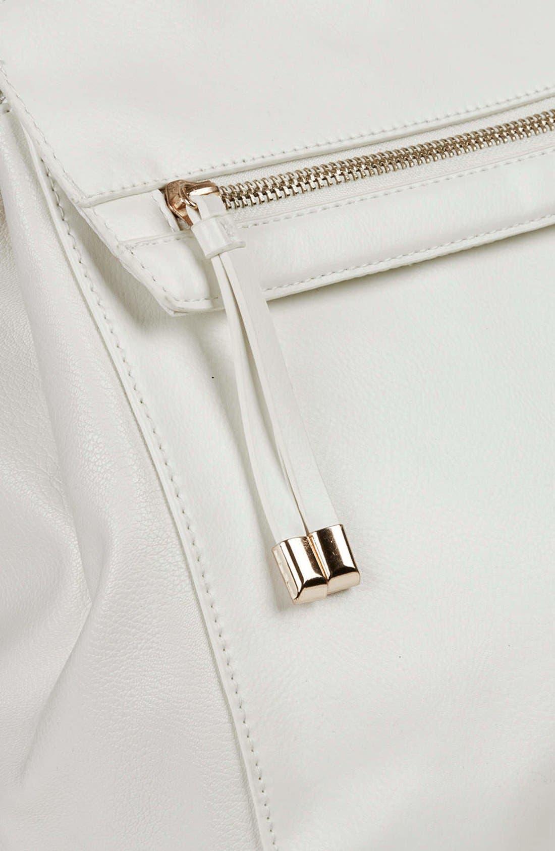 Alternate Image 3  - Topshop 'Smart' Backpack