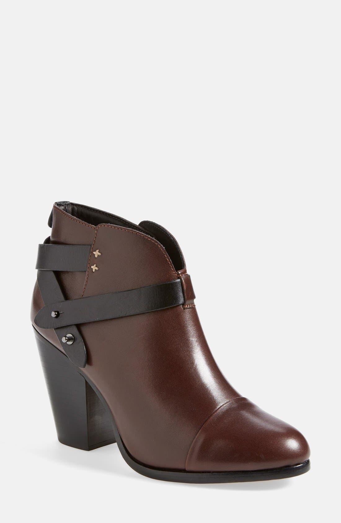 Main Image - rag & bone 'Harrow' Leather Boot (Women) (Nordstrom Exclusive)