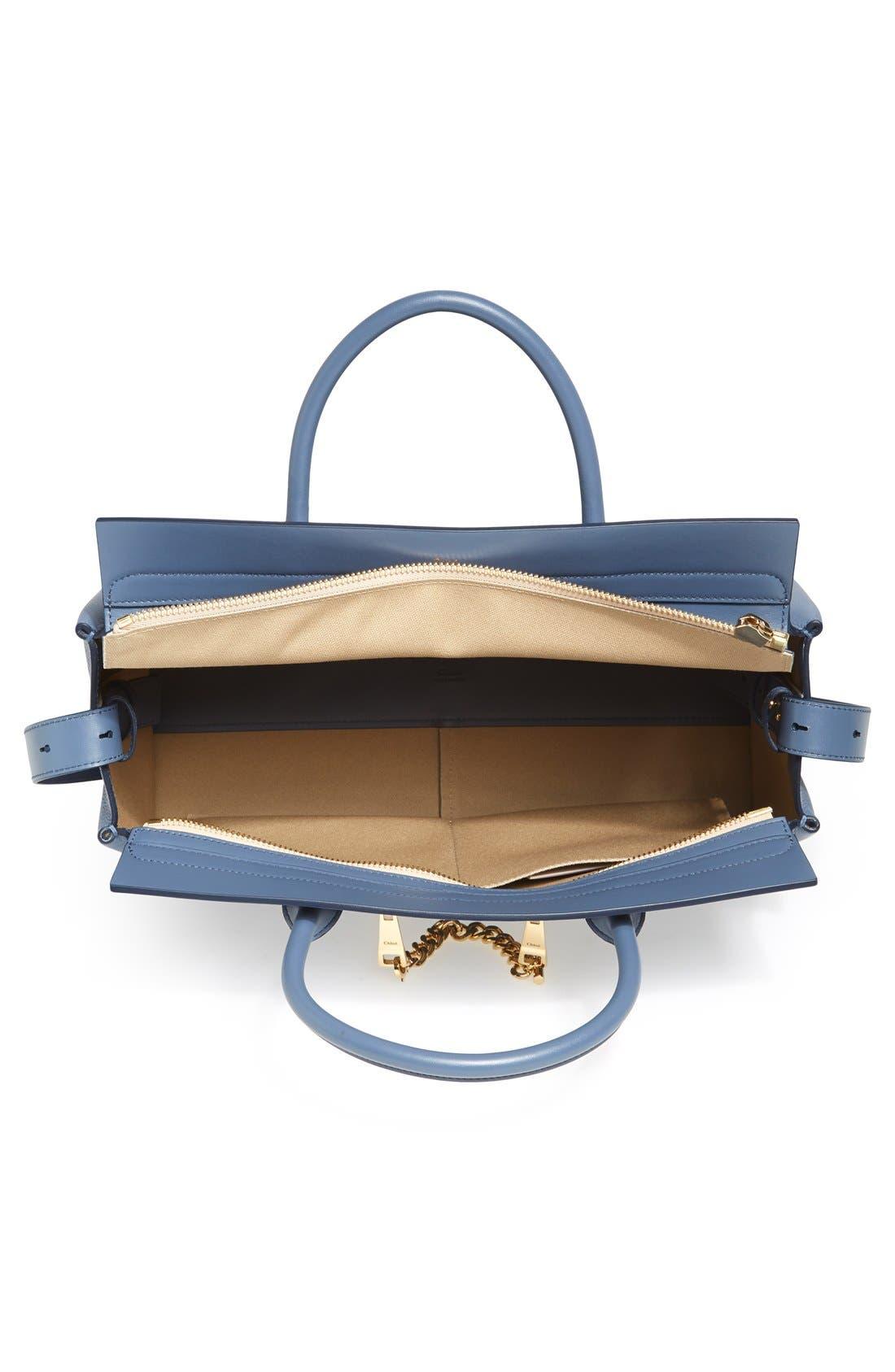 Alternate Image 3  - Chloé 'Cate - Medium' Leather Satchel