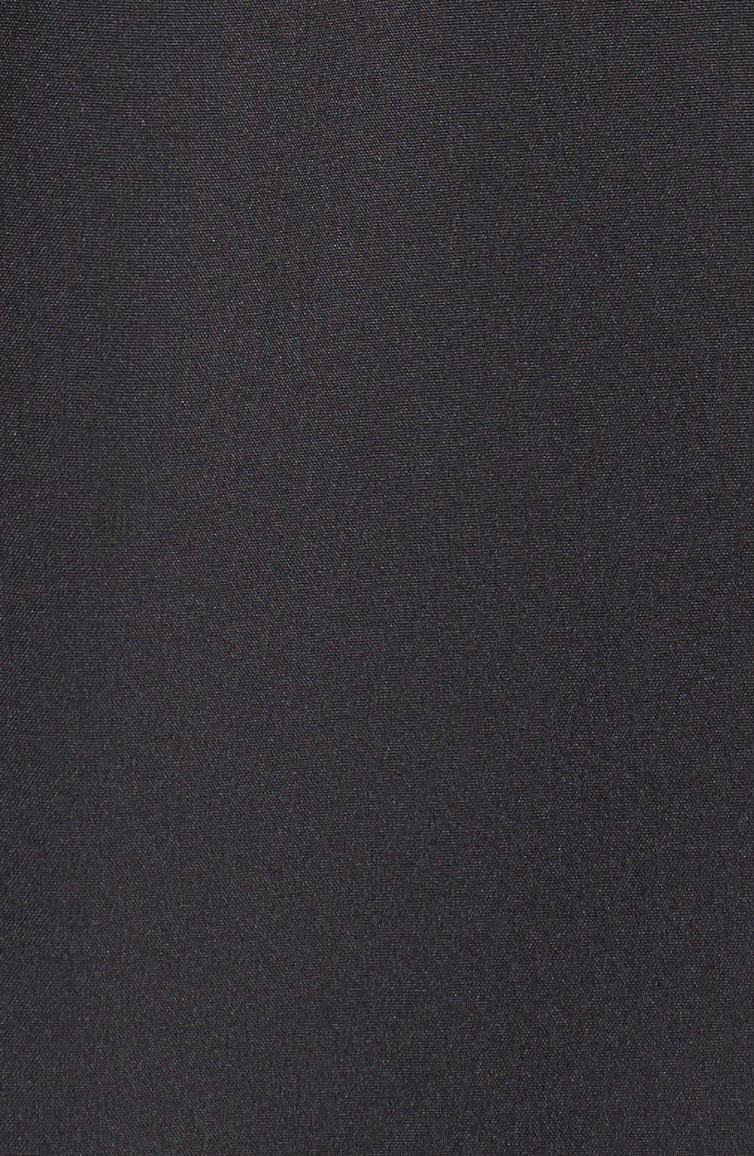 Alternate Image 3  - MICHAEL Michael Kors Faux Leather Detail Anorak with Stowaway Hood