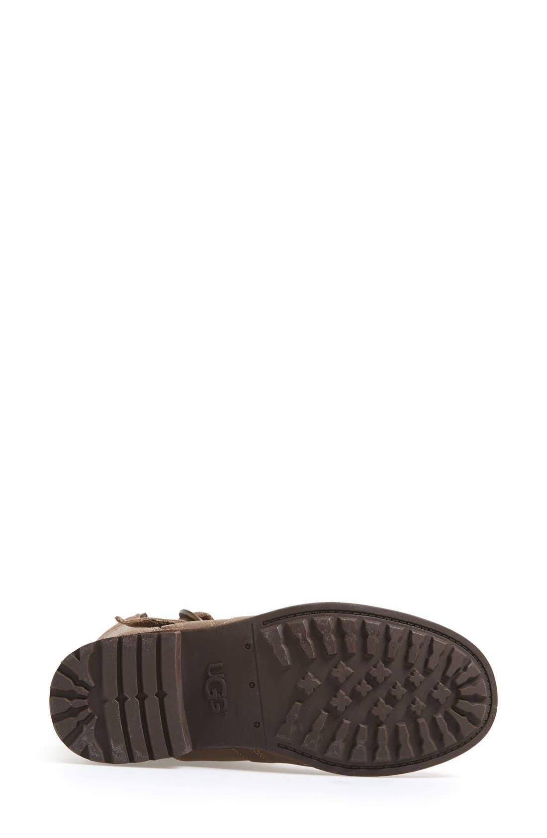 Alternate Image 4  - UGG® Australia 'Silva' Zip Gusset Boot (Women)