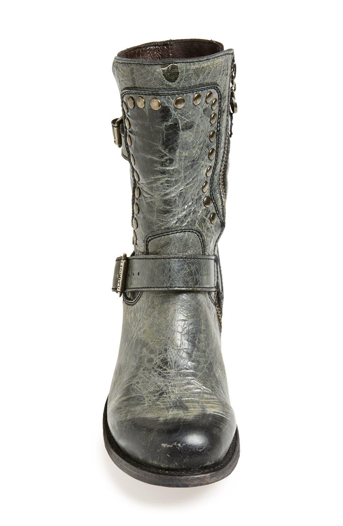 Alternate Image 3  - Liberty Black 'El Paso' Studded Boot (Women)